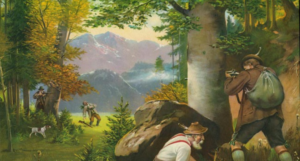 Berg und Totschlag